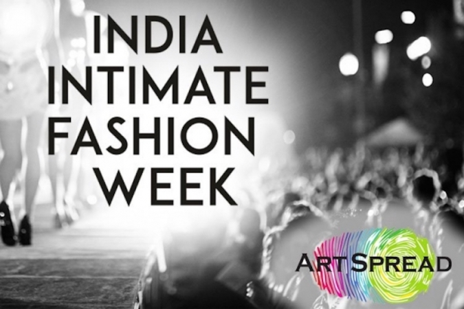 Artspread.Com Is Proud To Be Associated With India's First Ever India Intimate Fashion Week (IIFW)